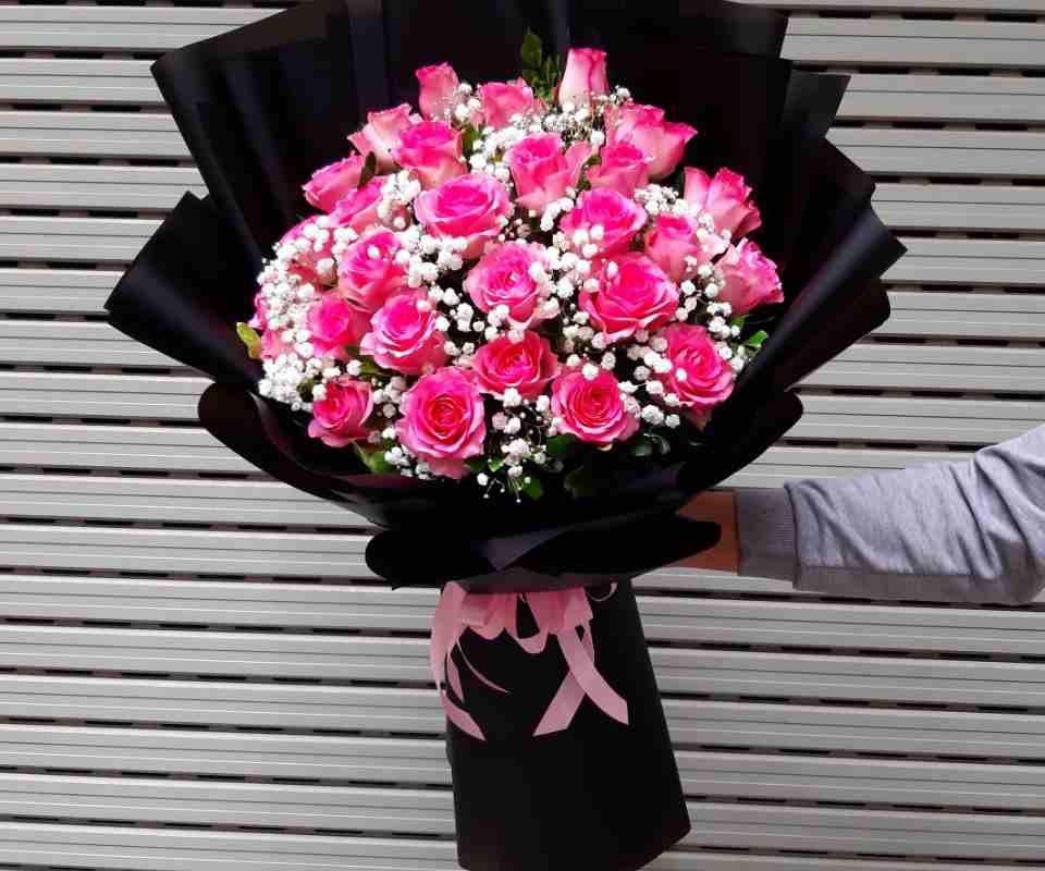 Bó hoa sinh nhật cho nam quận 9