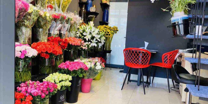 hoa được bảo quản đảm bảo độ tươi