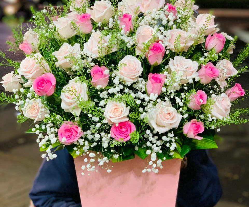 sản phẩm hoa tại shop hoa Quận 1