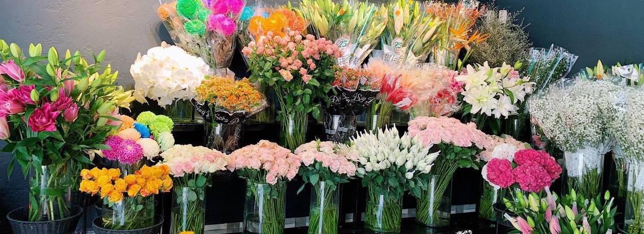 shop hoa tươi Bến Cầu