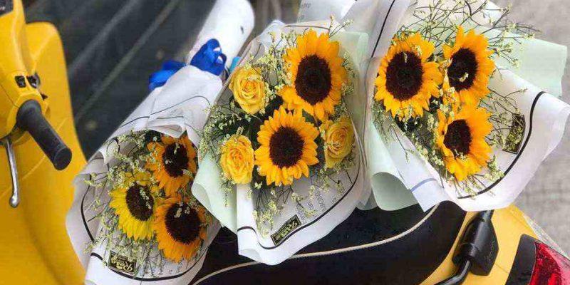 sản phẩm hoa tại shop hoa tươi Kiên Giang