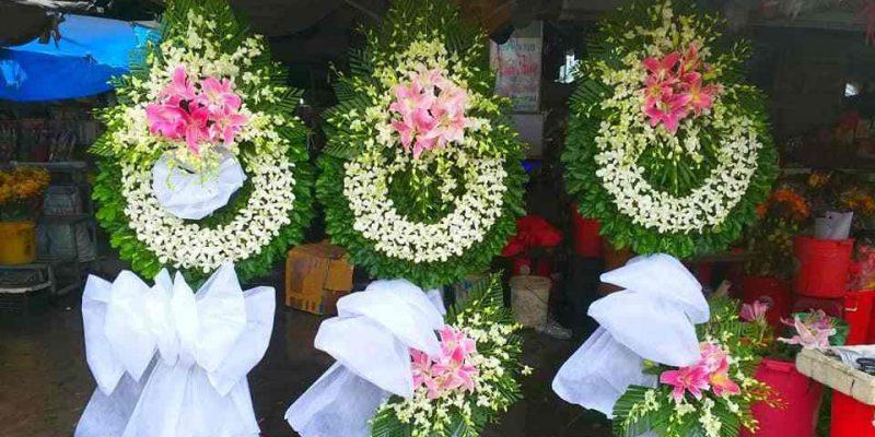 Đặt Vòng Hoa Tang Lễ Tại Long An – Vĩnh Biệt Một Con Người