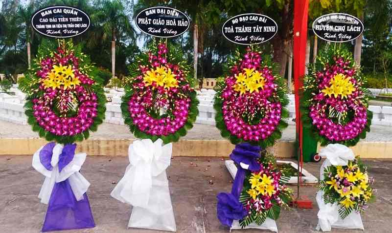Flowershop.com.vn- địa chỉ Đặt vòng hoa tang lễ tại quận thủ đức uy tín