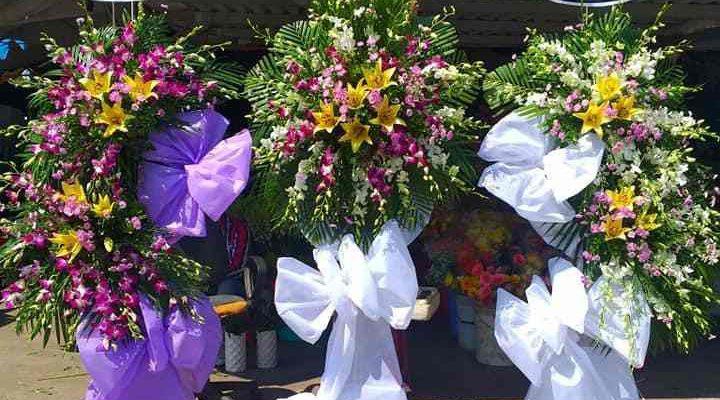 Flowershop.com.vn- địa chỉ Đặt vòng hoa tang lễ tại Bình Phước uy tín