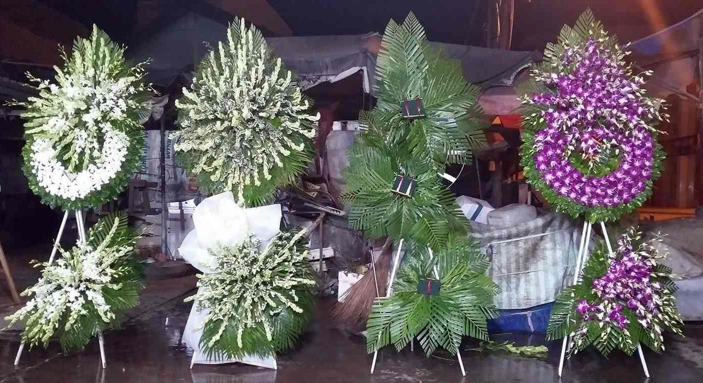 Flowershop.com.vn- địa chỉ Đặt vòng hoa tang lễ tại Đồng Nai uy tín