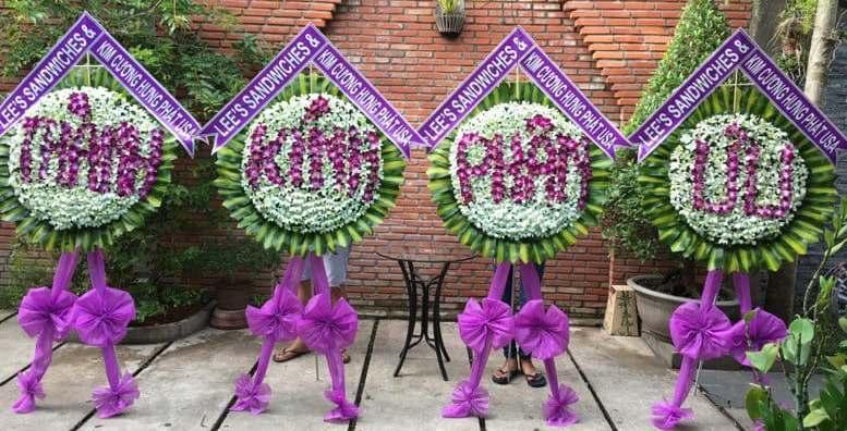 Flowershop.com.vn- địa chỉ đặt vòng hoa tang lễ tại 63 tỉnh thành uy tín