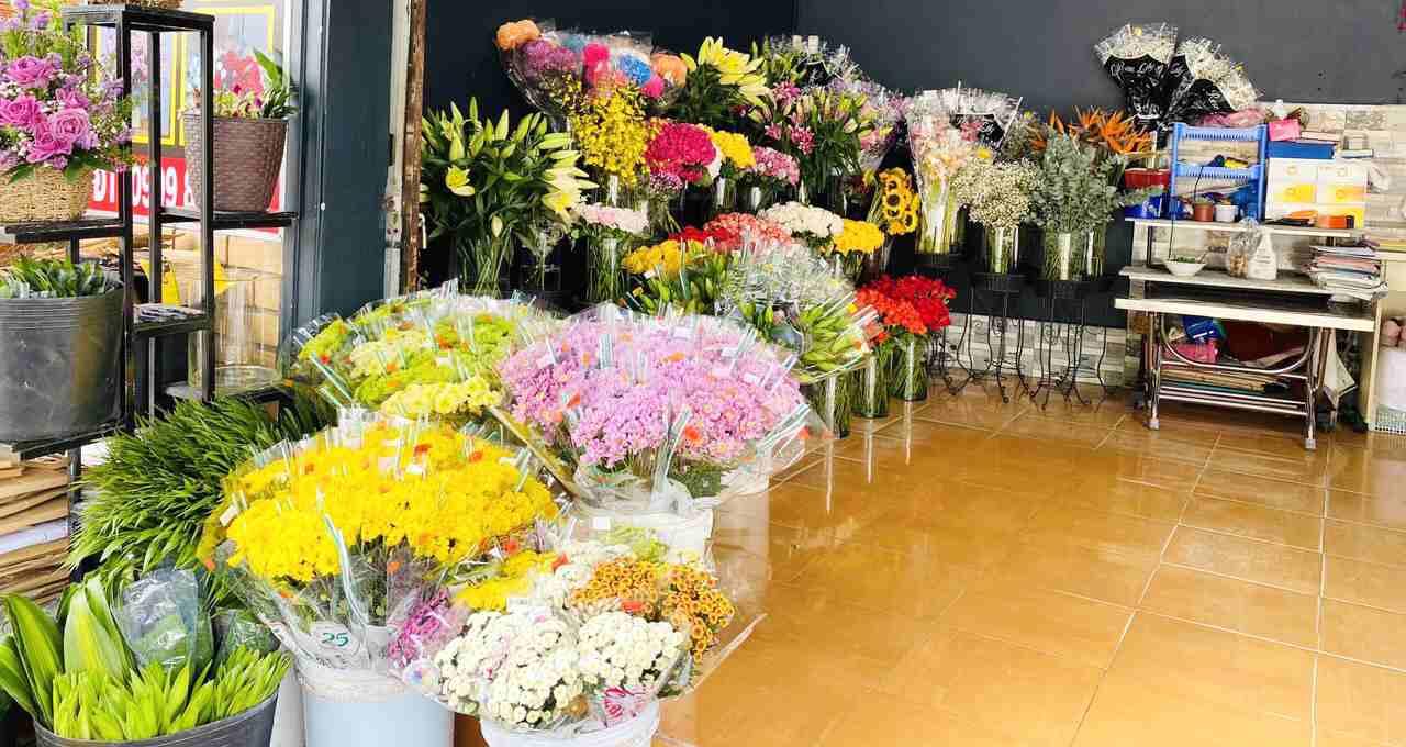 Hoa Chuẩn bị Cho các đơn điện hoa hà Nội
