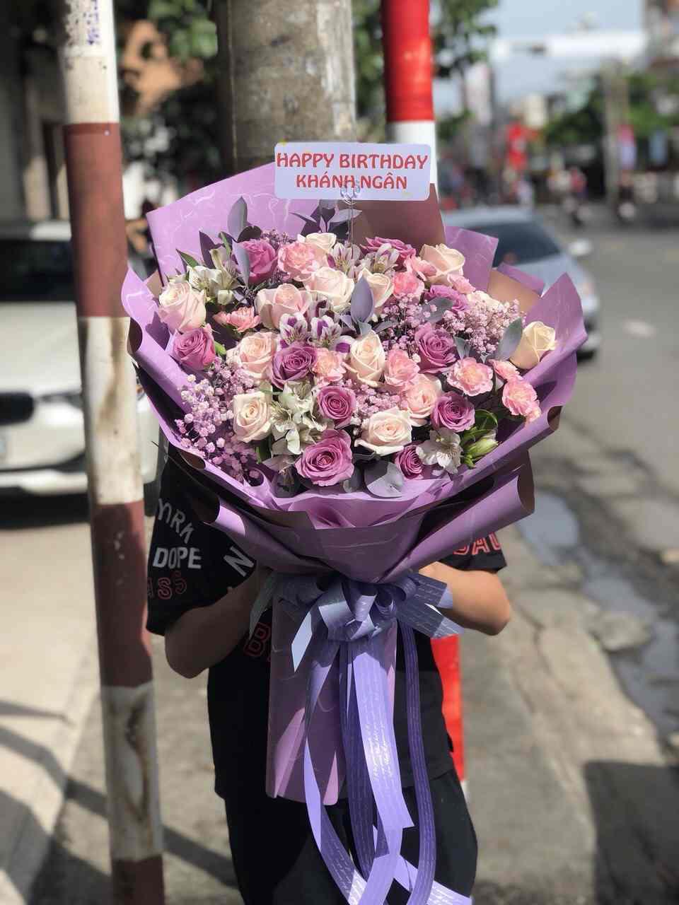 Shop hoa tươi Tân Biên