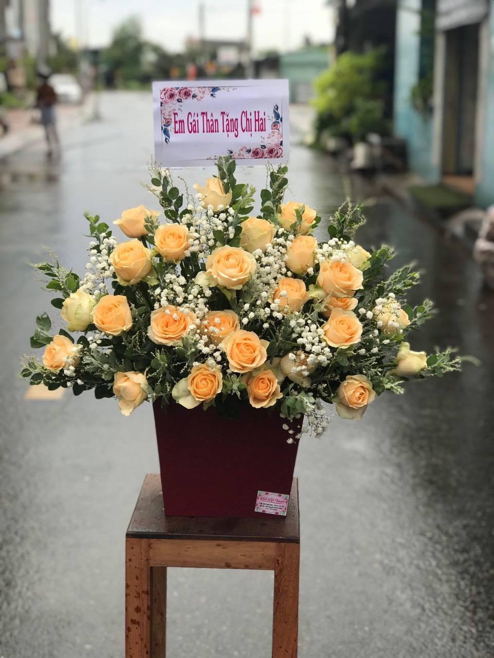 Shop hoa tươi Trà Vinh