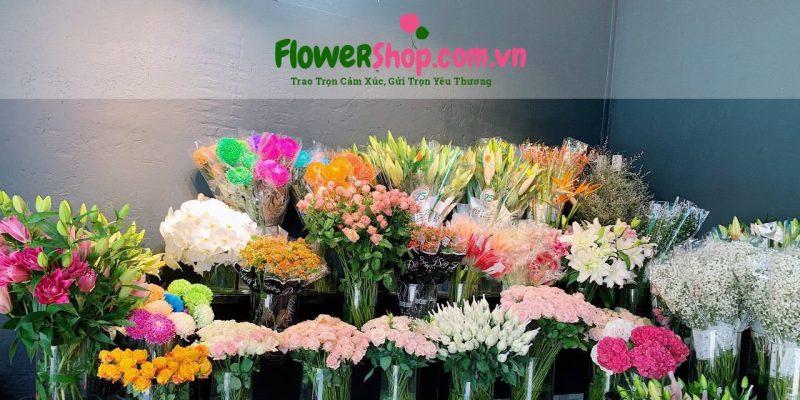 flowershop.com.vn giúp bạn có được sản phẩm hoa tươi như mong đợi mà không cần phải đi xa.