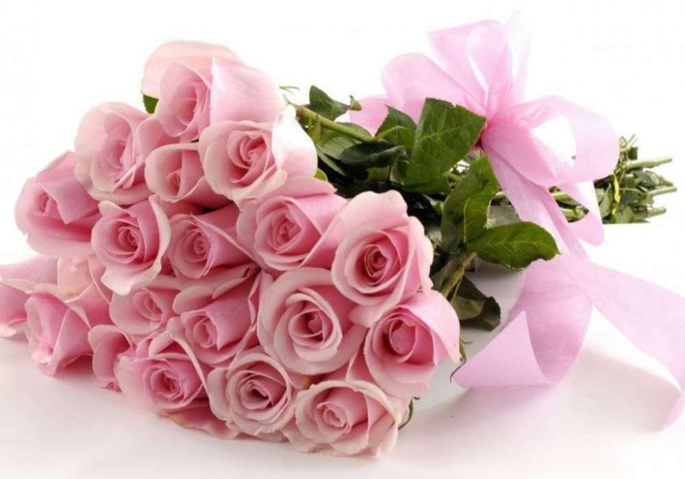 """Ý nghĩa hoa hồng phớt - """"Hãy tin anh"""""""